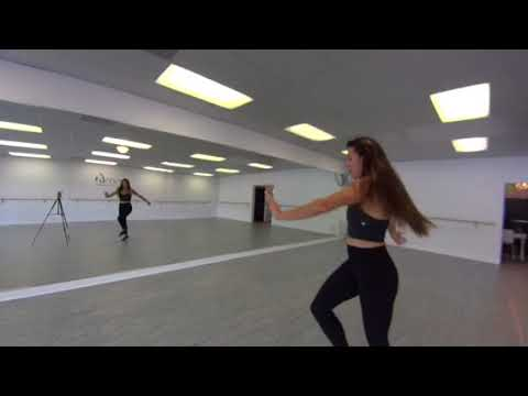 End Of Time, Full Melissa Molinaro Routine. For Bride And Bridesmaids