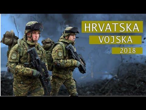 Hrvatska vojska 2018