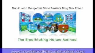 The #1 Most Dangerous Blood Pressure Drug Side Effect