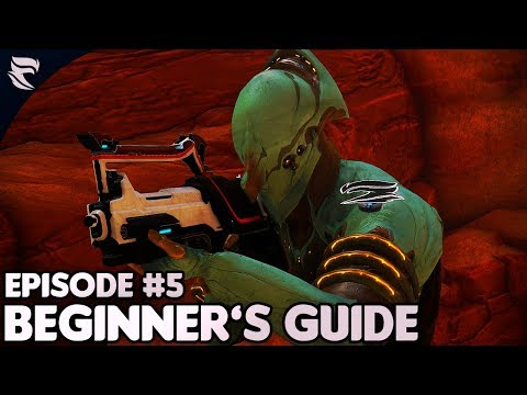 Warframe: Beginners Guide 2019 Episode #5 Completing the Phobos Junction and how damage works! thumbnail