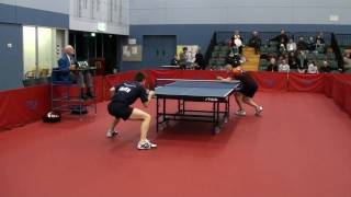 Table Tennis - Double Bounce?