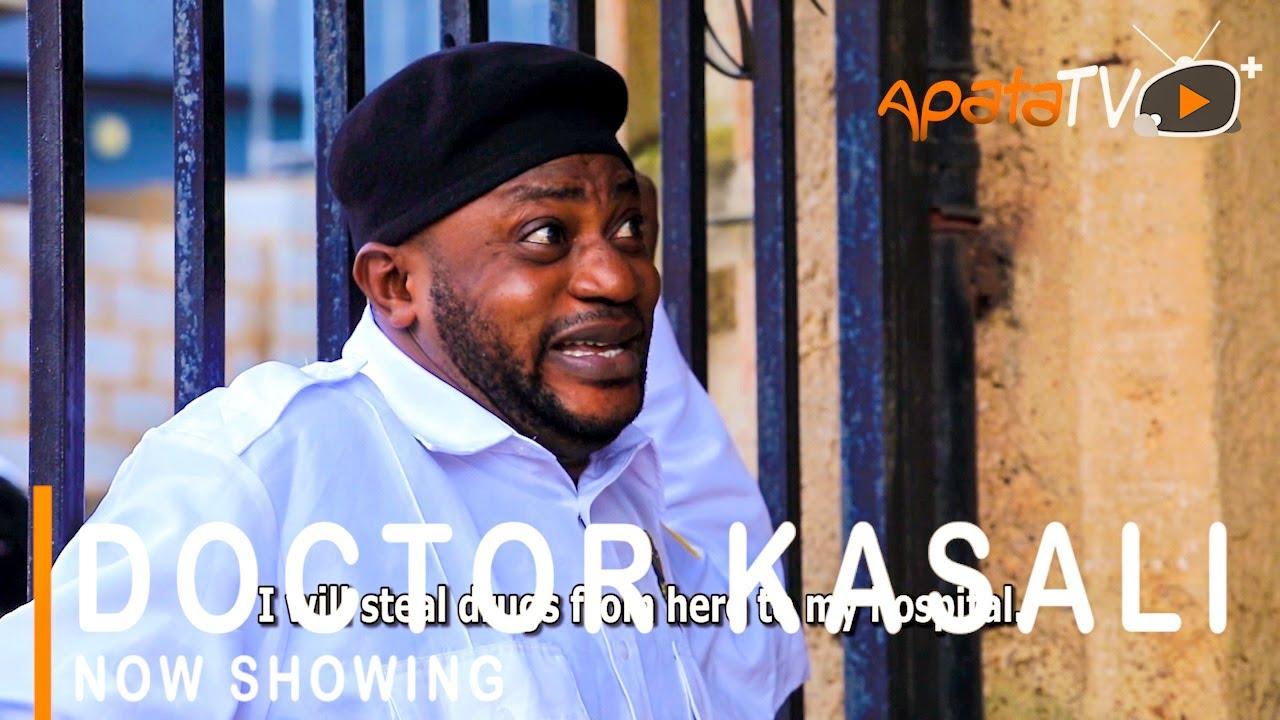 Download Doctor Kasali Latest Yoruba Movie 2021 Drama Starring Odunlade Adekola   Abeni Agbon   Wasiu Owoiya