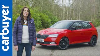 Skoda Fabia hatchback 2020 in-depth review - Carbuyer