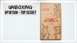 UNBOXING: UP10TION - TOP SECRET // MLSS