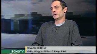 Átpolitizált olimpiaellenes kampány - Echo Tv