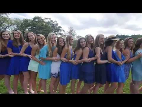 Alpha Delta Pi Appalachian State Recruitment Video 2015