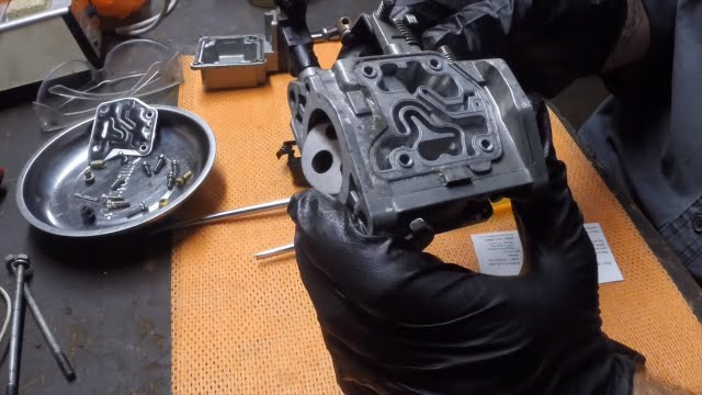 How to Clean Outboard Carburetor Without Removing: The