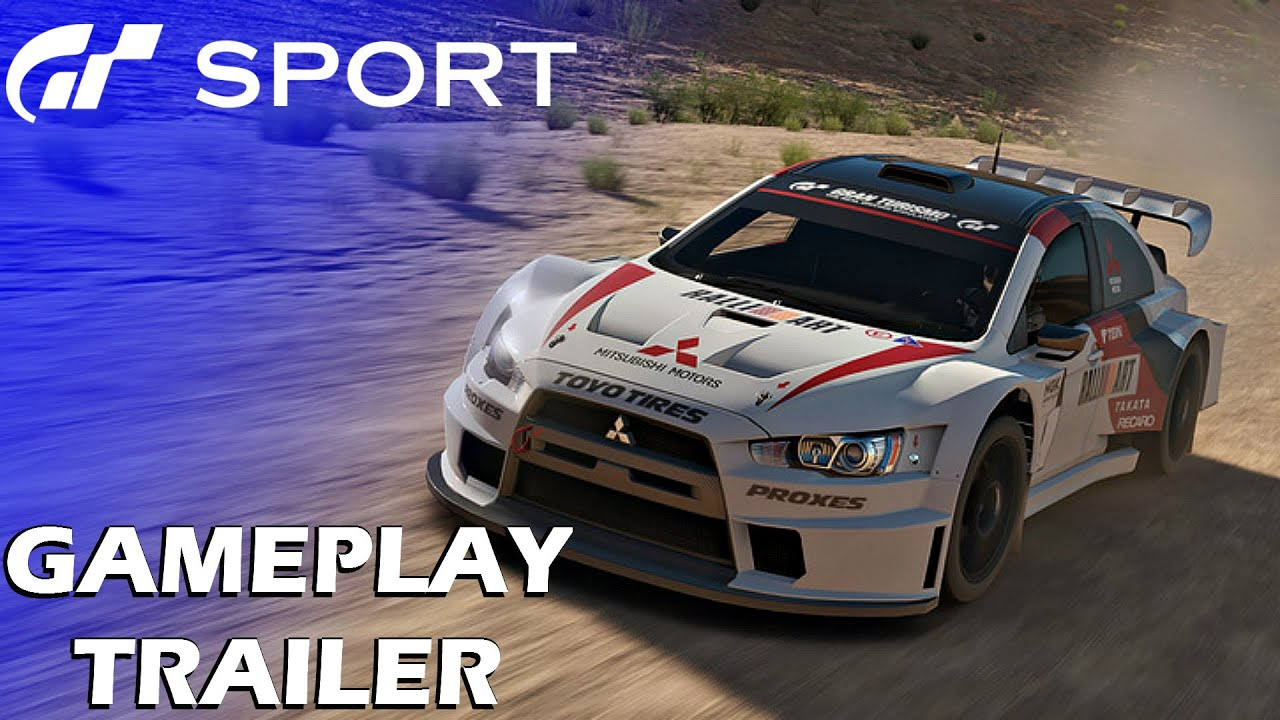gran turismo sport gameplay trailer 2016 ps4 1080p hd youtube. Black Bedroom Furniture Sets. Home Design Ideas