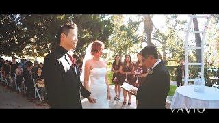 Lawrence+Jessica {Azusa Wedding Video}