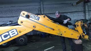Ремонт Jcb 3CX Contractor (часть 1)