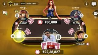 How to Hack# & win in teen Patti gold without any cheats!