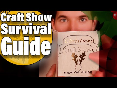 Craft Fair Guide - The Christmas Craft Show Survival Guide for beginners - show and booth tips