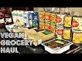 MONTHLY VEGAN GROCERY HAUL ♥ Cheap Lazy Vegan