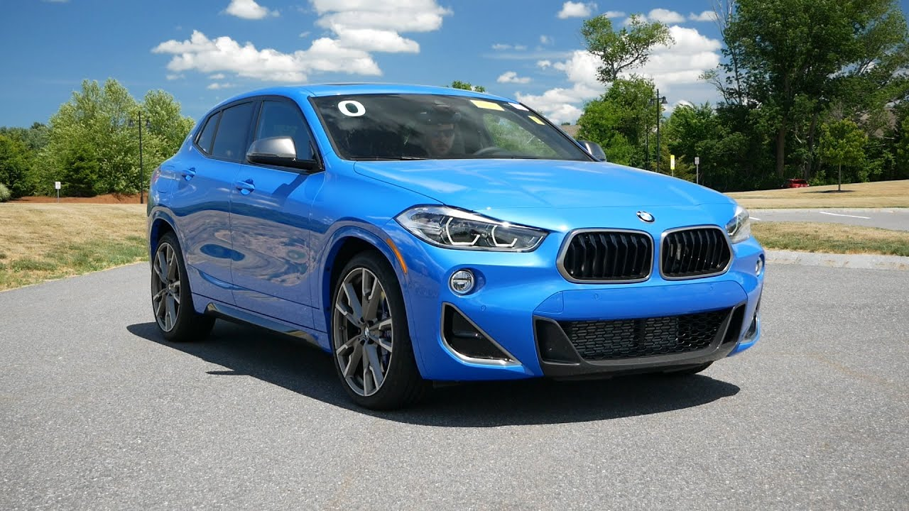 2020 BMW X2 M35i Review - Start Up, Revs, Test Drive and Walk Around