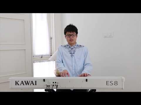 Alhamdulillah - Opick   Piano Cover // Lebaran Edition