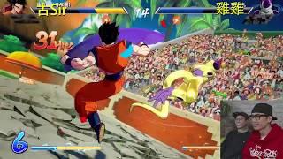 古巨基.新手試玩:龍珠戰士Z Dragon ball Fighter Z