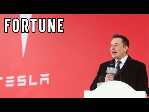 Elon Musk Is In Trouble With the SEC. Again I Fortune