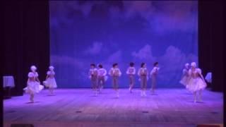 Л. Делиб -'Детский танец' (балет 'Фадетта')