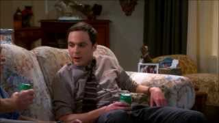 Sheldon & Bernadette's Father Get Drunk, Shelly Throws up!! (TBBT: 7X09 The Thanksgiving Decoupling)