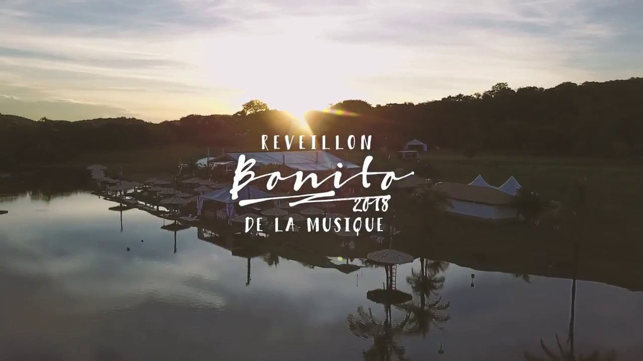 Reveillon Bonito de la Musique - AFTERMOVIE OFICIAL - YouTube