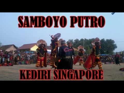 Jaranan Samboyo Putro   Kediri Singapore