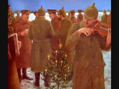 Christmas in the Trenches - YouTube