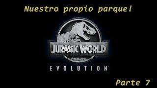 Jurassic World Evolution || Ep 7