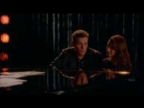 Glee   Jesse asks Rachel to come back to New york 6x11
