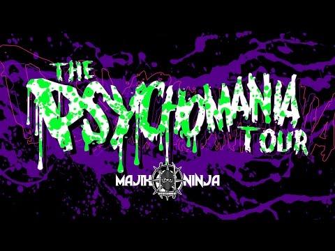 Twiztid Psychomania Tour w/ G-Mo Skee, Young Wicked, & Gorilla Voltage