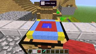 Обзор на мод Little Blocks (Minecraft 1.6.4/1.5.2) Маленькие блоки!