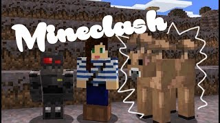 The Brown Mooshroom Challenge! | Mineclash