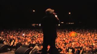 KRS ONE KONCERT i PRZEMOWA (HIPHOP KEMP 2014 LIVE)