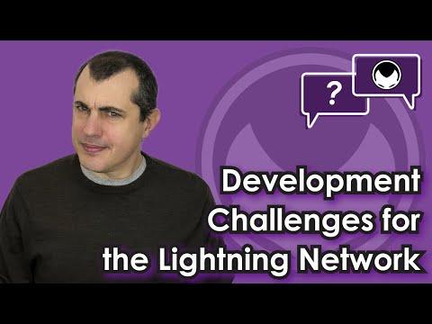 Development Challenges for the Lightning Network