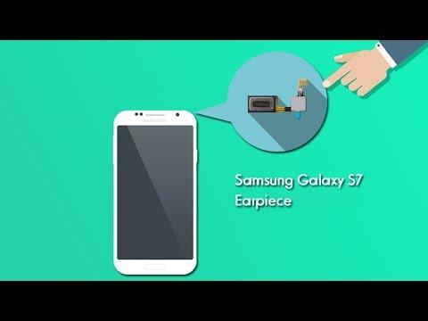 Samsung Galaxy S7 Earpiece Repair Guide Youtube