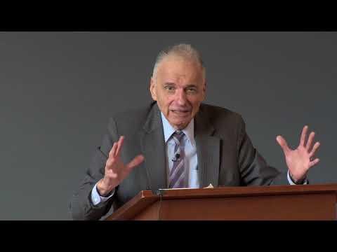 Ralph Nader, Harvard Law School -  November 8, 2017