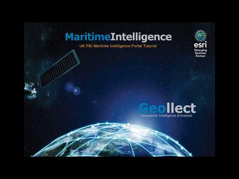 UK P&I Maritime Intelligence Portal Tutorial