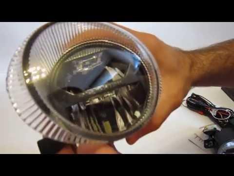 Светодиодные мультифункциональные противотуманные фары Nissan Infiniti Volkswagen