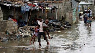 """Schäden von Zyklon """"Idai"""": Selbst Hilfslager schwer zu erreichen"""