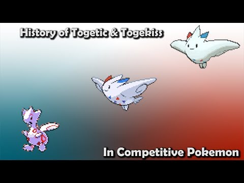 How GOOD were Togetic & Togekiss ACTUALLY? - History of Togetic & Togekiss in Competitive Pokemon