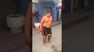 Fat boy dance