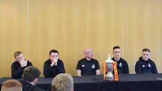 PREVIEW: Arthurlie FC v Tower Hearts U21s