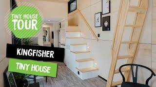 Kingfisher tiny house tour
