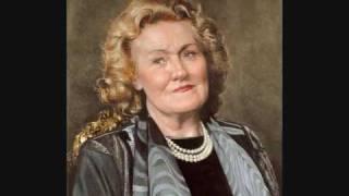Dame Joan Sutherland. I dreamt I diwelt in marble halls. The Bohemian Girl.