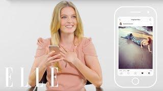 The Bold Type Star Meghann Fahy Insta-Stalks Her Castmates | ELLE