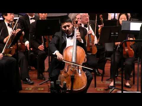 Dvorak Cello Concerto Complete - Michael Chung - Palo Alto Philharmonic