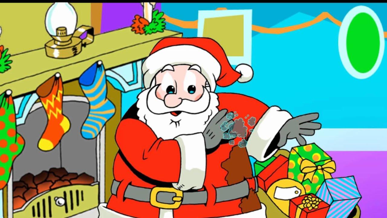 twas the night before christmas christmas story youtube