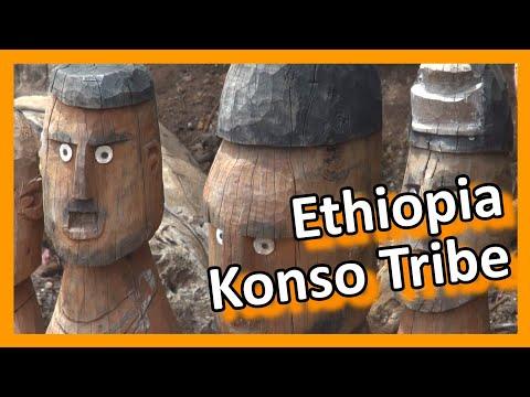 Ethiopia -  Konso Tribe Villages thumbnail