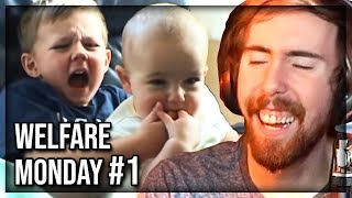 ASMONGOLD - WELFARE MONDAY - THE RETURN OF SELLOUT STREAMS! #1