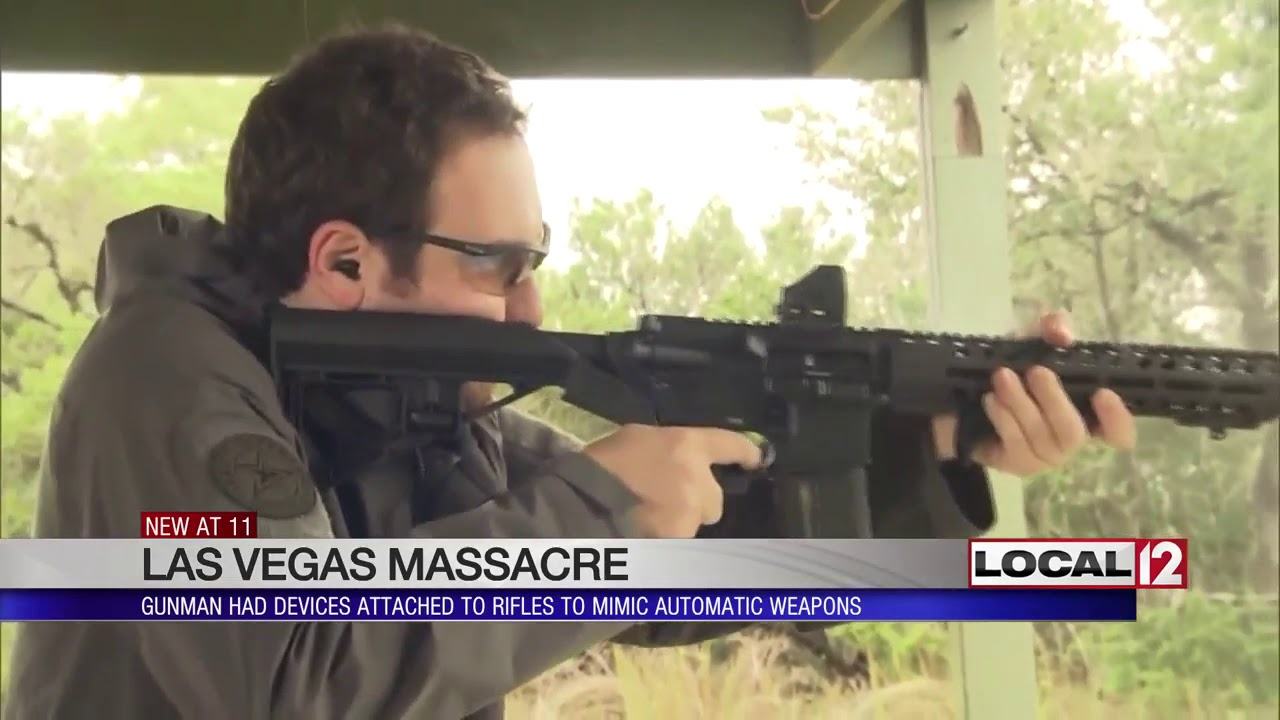 Local gun expert explains difference between semi-automatic and automatic  weapons