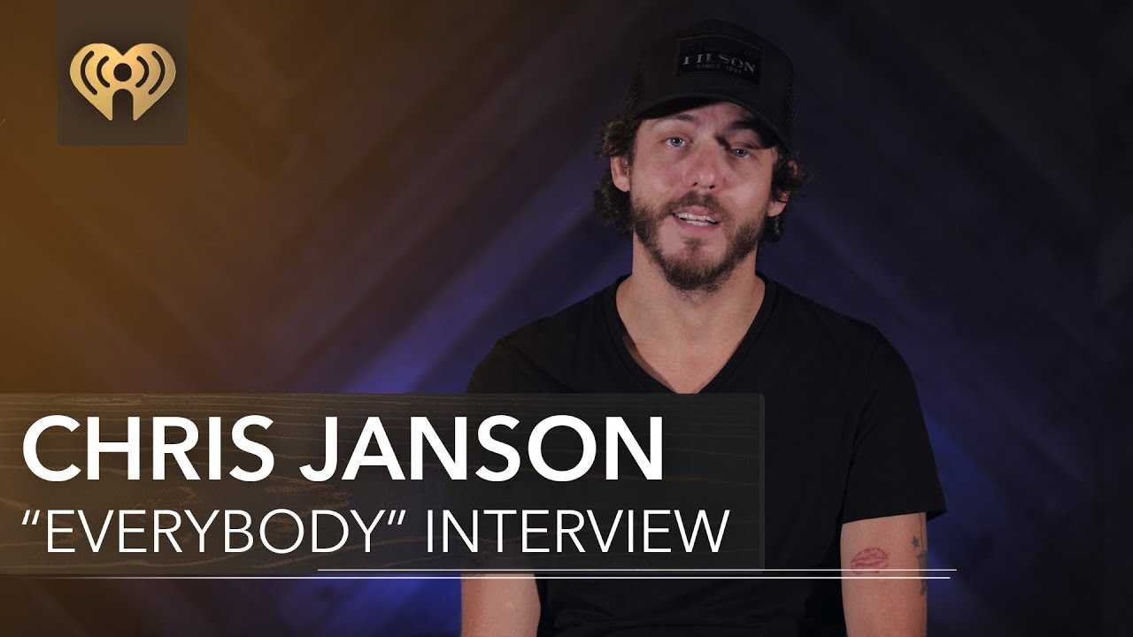 Chris Janson 'Everybody' | Exclusive Interview - YouTube
